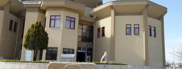 Aksaray Müzesi is one of Adana Yolu.