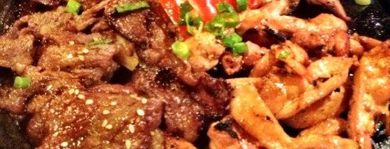 Oz Korean BBQ is one of Lieux sauvegardés par Alan.