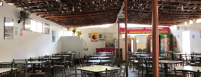 La Arequipeña is one of Gespeicherte Orte von Raul E..