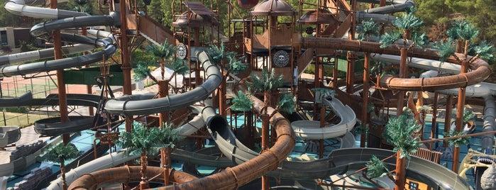 Pirates Of Olympus Aqua Park is one of Serkan'ın Beğendiği Mekanlar.