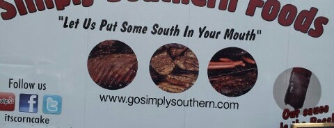 Simply Southern Food is one of Food Trucks.