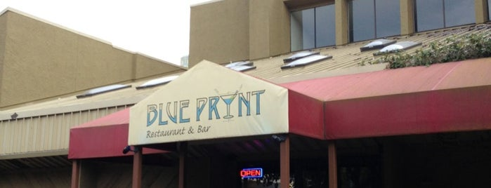 Blue Prynt Restaurant is one of Restaurants.