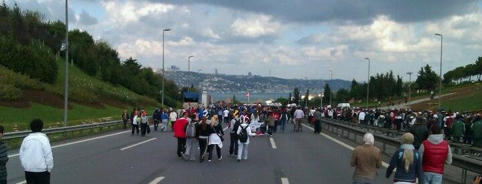 34. Vodafone İstanbul Avrasya Maratonu is one of Biten Organizasyonlar.