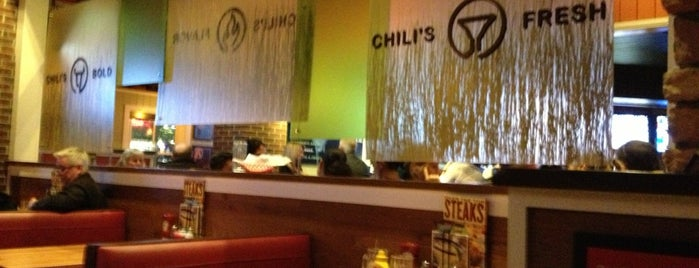 Chili's Grill & Bar is one of Posti che sono piaciuti a Karin.