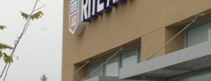 Rite Aid is one of Lugares favoritos de Erika.