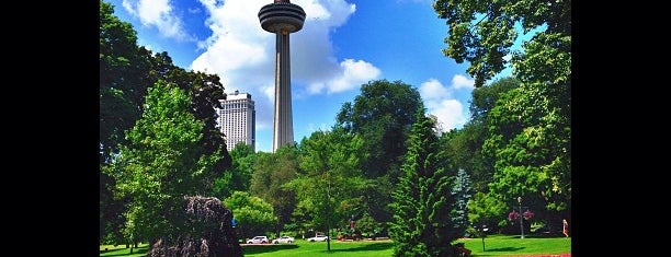 Niagara Park is one of 2018 Niagara & Toronto.