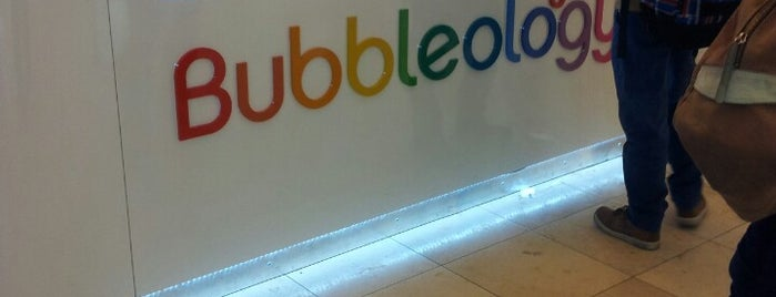 Bubbleology is one of Tempat yang Disukai Jaromir.