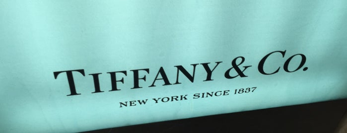 Tiffany & Co. is one of Posti che sono piaciuti a jordi.