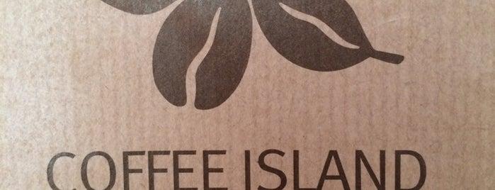 Coffee Island is one of Lieux qui ont plu à Spiridoula.