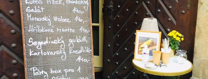 Cafe de Paris is one of Praga.