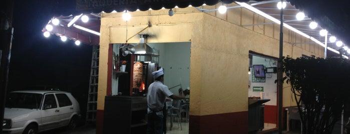 Taqueria Aranda's is one of Locais curtidos por Karim.