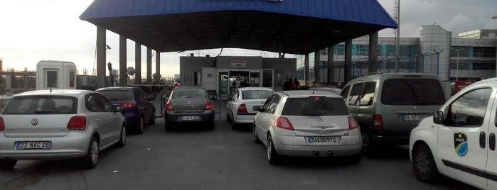 A Kapısı is one of İstanbul Atatürk Airport.