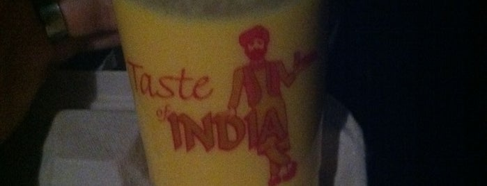 Taste of India is one of Jon'un Beğendiği Mekanlar.