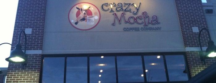 Crazy Mocha is one of Pittsburgh Bucket List.