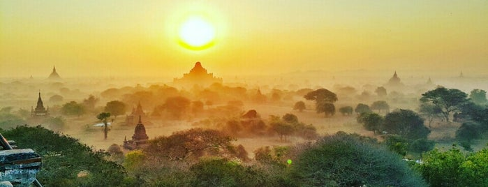 Bagan is one of Bucket List.