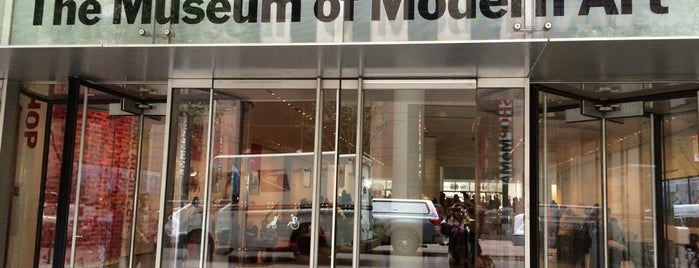 Museum of Modern Art (MoMA) is one of The New Yorkers: Extracurriculars.