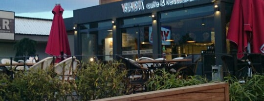 Yasa is one of Restaurant.