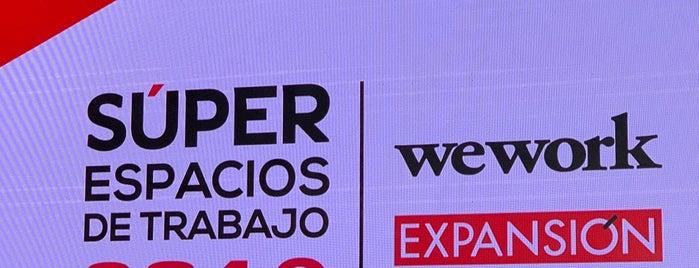WeWork Mariano Escobedo is one of Sergio M. 🇲🇽🇧🇷🇱🇷 님이 좋아한 장소.