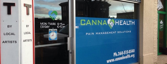 Canna Health is one of Medicinal Marijuana Cooperatives.