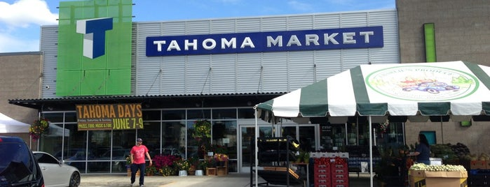 Tahoma Market is one of Tribal C-Store.