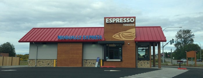 Nisqually Express is one of Tribal C-Store.