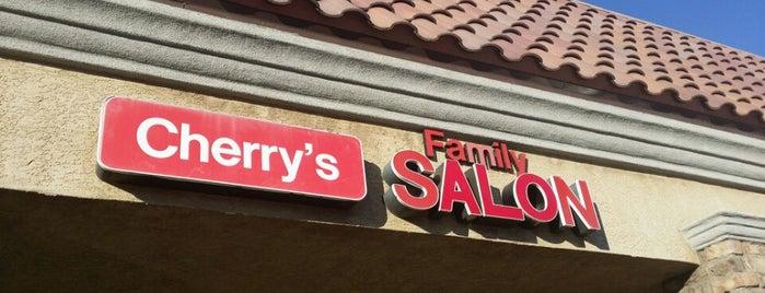 Cherry's Family Salon is one of Tempat yang Disukai Theresa.