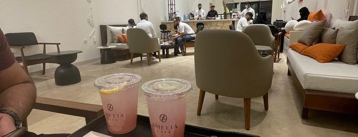 Amelia Café is one of Coffee.