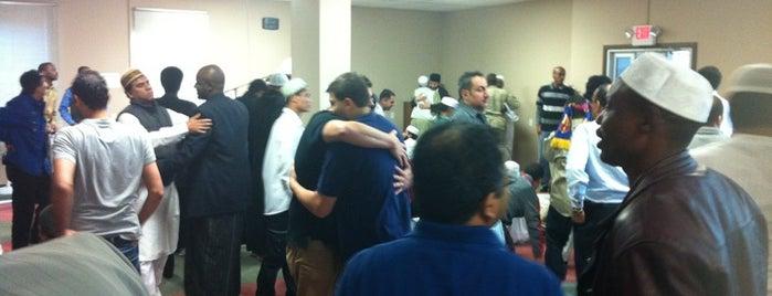 Islamic Association of Erie (Erie Masjid) is one of Posti che sono piaciuti a Khalid.