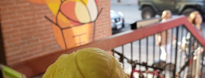 Wong's Ice Cream + Store is one of Daniel's Saved Places.
