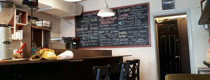 Grinder Coffee is one of Indie Coffee Shops in Toronto.