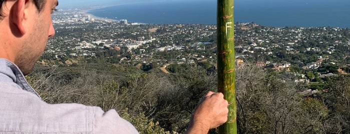 Temescal Ridge Trail is one of The Outdoors.