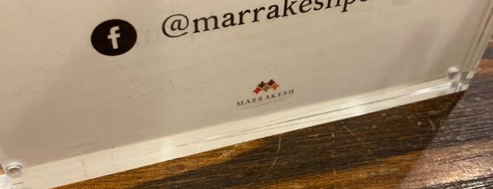Marrakesh Mediterranean Market is one of Tried restaurants/Coffee shops ATL.