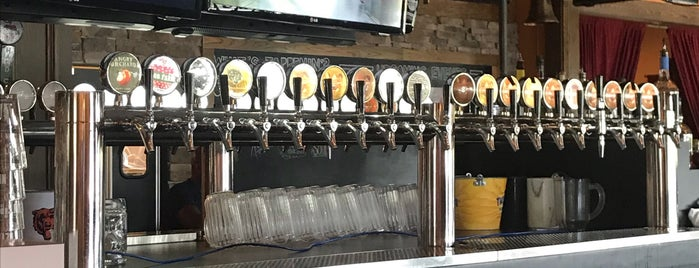 Midnight Pig Beer Co. is one of Chicago area breweries.