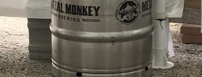 Metal Monkey Brewing is one of ICBG Passport 2019.