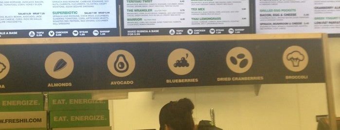 Freshii is one of Healthy in Dallas.