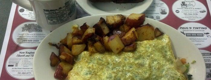 Beantown Diner is one of Locais salvos de James.
