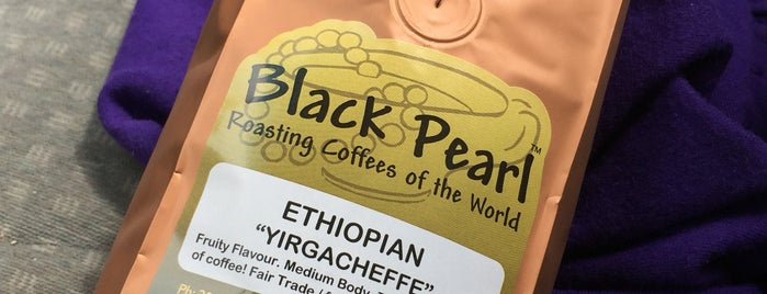 Black Pearl is one of Coffee.