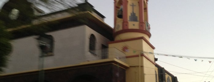 Los Reyes Coyoacan is one of Lugares favoritos de Isabel.