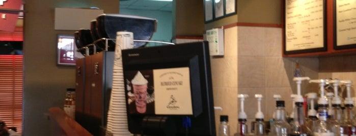 Caribou Coffee | كاريبو كوفي is one of Locais curtidos por Abdulaziz.