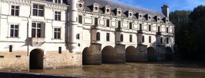 Château de Chenonceau is one of Bienvenue en France !.
