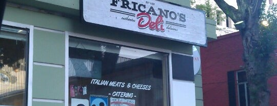 Fricano's Deli & Catering is one of New Year, New Places!.