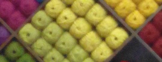 Estambres Crochet is one of สถานที่ที่บันทึกไว้ของ HOLYBBYA.