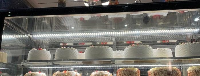 Bakery Biskoti is one of NYC bakeries.
