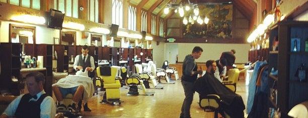 Rays Barbershop is one of Orte, die Fabio gefallen.