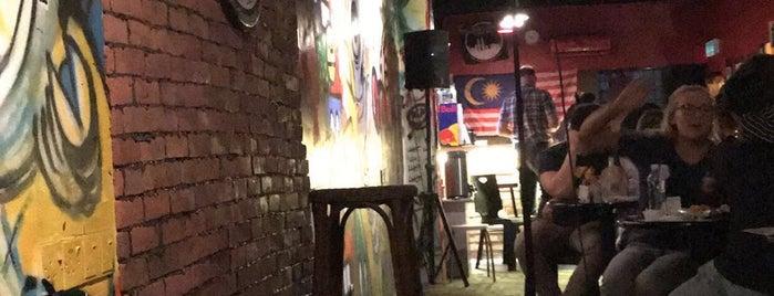 Crackhouse Comedy Club is one of Posti che sono piaciuti a Rahmat.