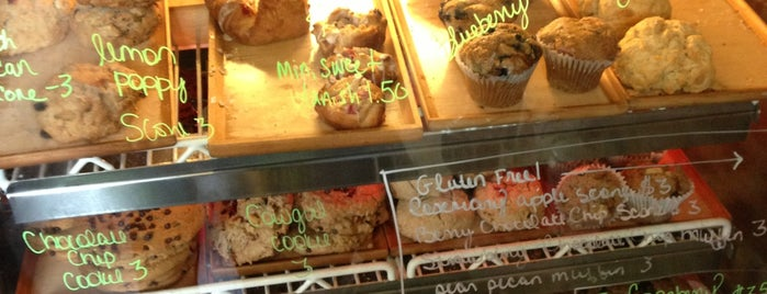 Clementine Bakery is one of Bed Stuy, I Do.