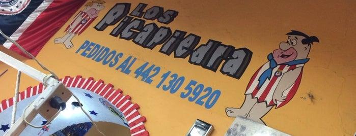 Pozoleria Los Picapiedra is one of Lugares favoritos de Armando.