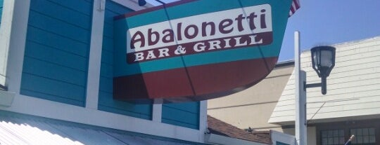 Abalonetti Seafood Trattoria is one of Monterey.