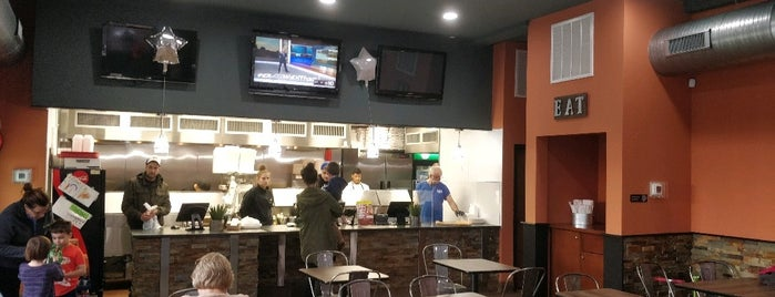 Lazos Pizza & Grill is one of Local.