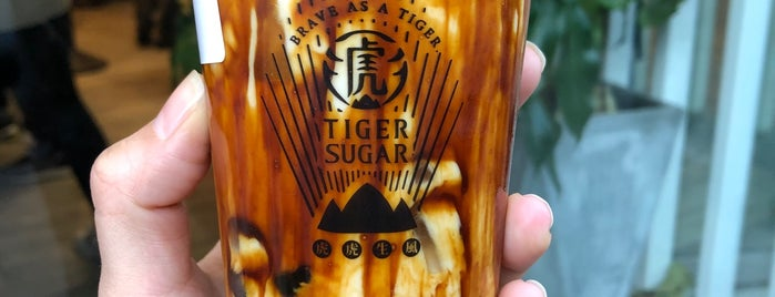 Tiger Sugar is one of Lieux qui ont plu à Michael.